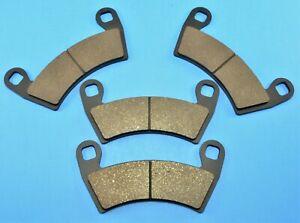 Front Brake Pads for Polaris Ranger Crew 500 4x4 2011 2012 2013