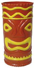 Hawaii Tiki Becher NEU - Partyartikel Dekoration Karneval Fasching