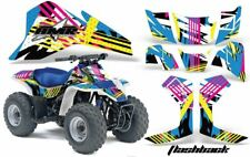 ATV Graphics Kit Quad Decal Sticker Wrap For Suzuki LTZ50 2006-2009 STARLETT PIN