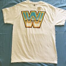 Brand New ~ Concert T-Shirt ~~ WWE ~~ Large  ~ Official Licensed Wrestling Shirt