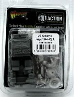 Bolt Action 405113101 US Airborne Jeep (1944-45) A (WWII) Warlord Games Vehicle