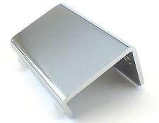 4 metal chrome furniture sofa chair stool cabinet feet legs 80mm tall SL045-80