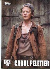 Walking Dead Season 5 Profiles Chase Card C-8 Carol Peletier