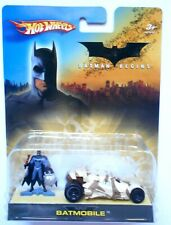 HOT WHEELS BATMOBILE BATMAN BEGINS H6297  Mattel