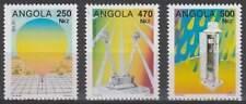 Angola postfris 1993 MNH 915-917 - Weer Instituut