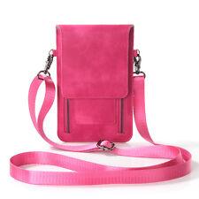 Multi-Pocket Women Crossbody Bag Cell Phone Purse For LG G7 ThinQ/G6/Stylo 3/V35