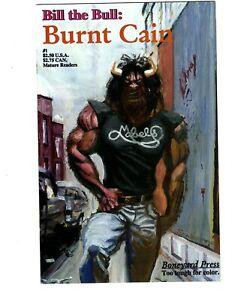 Bill The Bull: Burnt Cain 1-2: Boneyard Press: 1992: VF