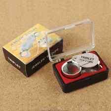 Strumenti per gioielliere con ciclo di ingrandimento 30X 21 mm CH