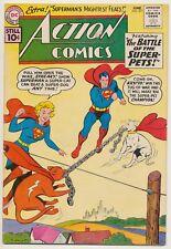Action Comics #277 DC Comics 1961, Superman, Super Pets app, Krypto, Streaky