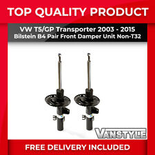 VW T5 TRANSPORTER 03-15 BILSTEIN B4 FRONT SUSPENSION SHOCK PAIR DAMPER NON T32