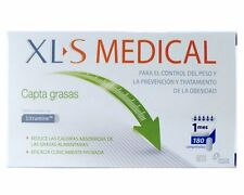 XL-S MEDICAL CAPTA GRASAS 180 COMPRIMIDOS