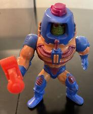 Man-E-Faces Complete 1983 He-Man MOTU Masters of the Universe Mattel Vintage