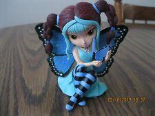 "Ashton-Drake ""Peaceful Flutters"" figurine- Jasmine Becket-Griffith, New cond."