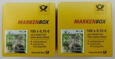 """200 Briefmarken """"Die Bremer Stadtmusikanten"""" 2 x 100 x 0,70€ + 30€ Zuschlag"""