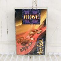 Howe II High Gear Cassette Tape Greg shred guitar shrapnel