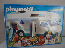 Playmobil Summer Fun 6671 Familien-Wohnmobil - Neu & OVP