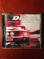 Drive CD features 29 Original Tracks To Accelerate The Pulse