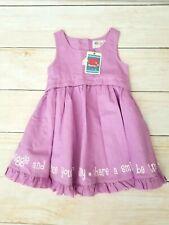 NWT Matilda Jane Lavendar Pocket Dress size 4