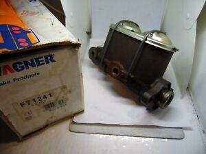 Brake Master Cylinder WAGNER BRAKE MC71241 VINTAGE MADE IN U.S.A.