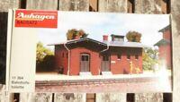 Auhagen 11384 H0 Bahnhofstoilette neuwertiger Bausatz in noch versiegelter OVP