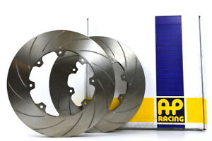AP Racing Evo X Front brake DISC kit 350x32mm