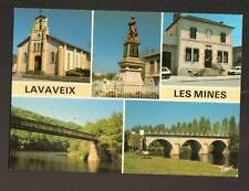 LAVAVEIX-les-MINES (23) MONUMENT aux MORTS , MAIRIE ...