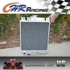aluminum Radiator for Suzuki Swift GTi Aluminum Radiator MT 1989-1994  year