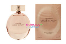 Calvin Klein Sheer Beauty 1.7oz EDT Spray NIB Sealed Women's Perfume