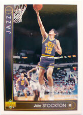 CARTE  NBA BASKET BALL 1994  PLAYER CARDS JOHN STOCKTON (63)