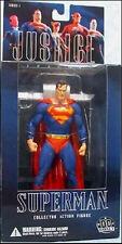 "DC DIRECT_Justice League Collection Series 1_SUPERMAN 6"" action figure_ALEX ROSS"
