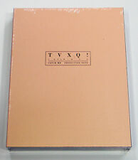 DBSK TVXQ - TVXQ! Catch Me Production Note [2DVD]
