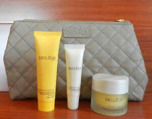 Decleor Aroma Night Iris Rejuvenating Night Balm 4 pc Limited Edition Kit