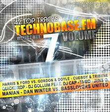 CD TechnoBase.FM 7 von Various Artists  2CDs