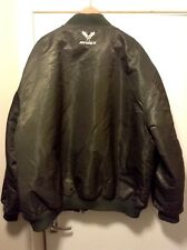 Avirex USA bomber jacket military style reversible * immaculate *