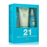 Salerm 21 Pack 3 Prd. Finish 125ml. + Shampoo 300ml. + Express Spray 150 ml.