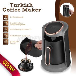 600W Automatic Coffee Maker Multifunction Machine Electric Pot  Home Machin