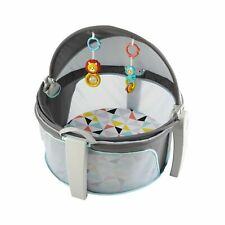 Fisher Price FTY02 On-The-Go Baby Dome with Canopy