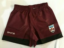 Skins Mens London  State Of Origin Rugby League Shorts-BNWT-Small