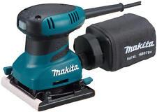 Makita BO4556 240v 1/4 sheet palm sander clamp style * 3 year warranty option *