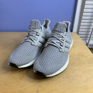 Adidas Ultraboost 4.0 Grey Three Shoes Mens Size 11.5 US BB6167 Sneakers Runners