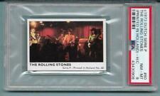 1973 Dutch Series P #60 The Rolling Stones Psa 8 (Nm-Mt) 1 Of 1 On Psa Pop