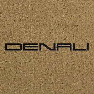 Lloyd Mats Velourtex Tan Front Floor Mats For GMC Denali 1999-2018