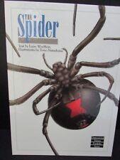 Childrens POP UP BOOK The Spider Dimensional Nature Portfolio Series