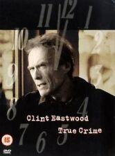 Clint Eastwood True Crime DVD