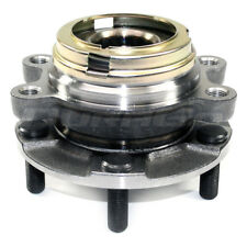 Wheel Bearing and Hub Assembly-Axle Bearing And Hub Assembly Front IAP Dura