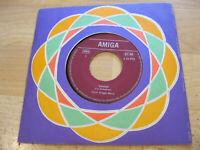 "7"" Single Horst Krüger Band Klaus Sommer Carnival Vinyl Amiga DDR 4 55 975"