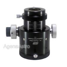 "GSO 2"" Dual Speed 10:1 Crayford Focuser for SCT Telescope w/ 1.25"" Adapter"