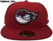 Piratas de Campeche Fitted New Era 59Fifty LMB Red Cap Hat Brand New Ships Now !