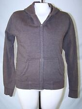 Billabong Brown Long Sleeve Quilted Jacket Coat Juniors Size Large 11 13