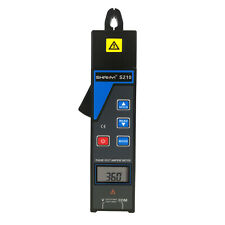 H●SHANYI S210 Single Clamp Digital Phase Volt-Ampere New